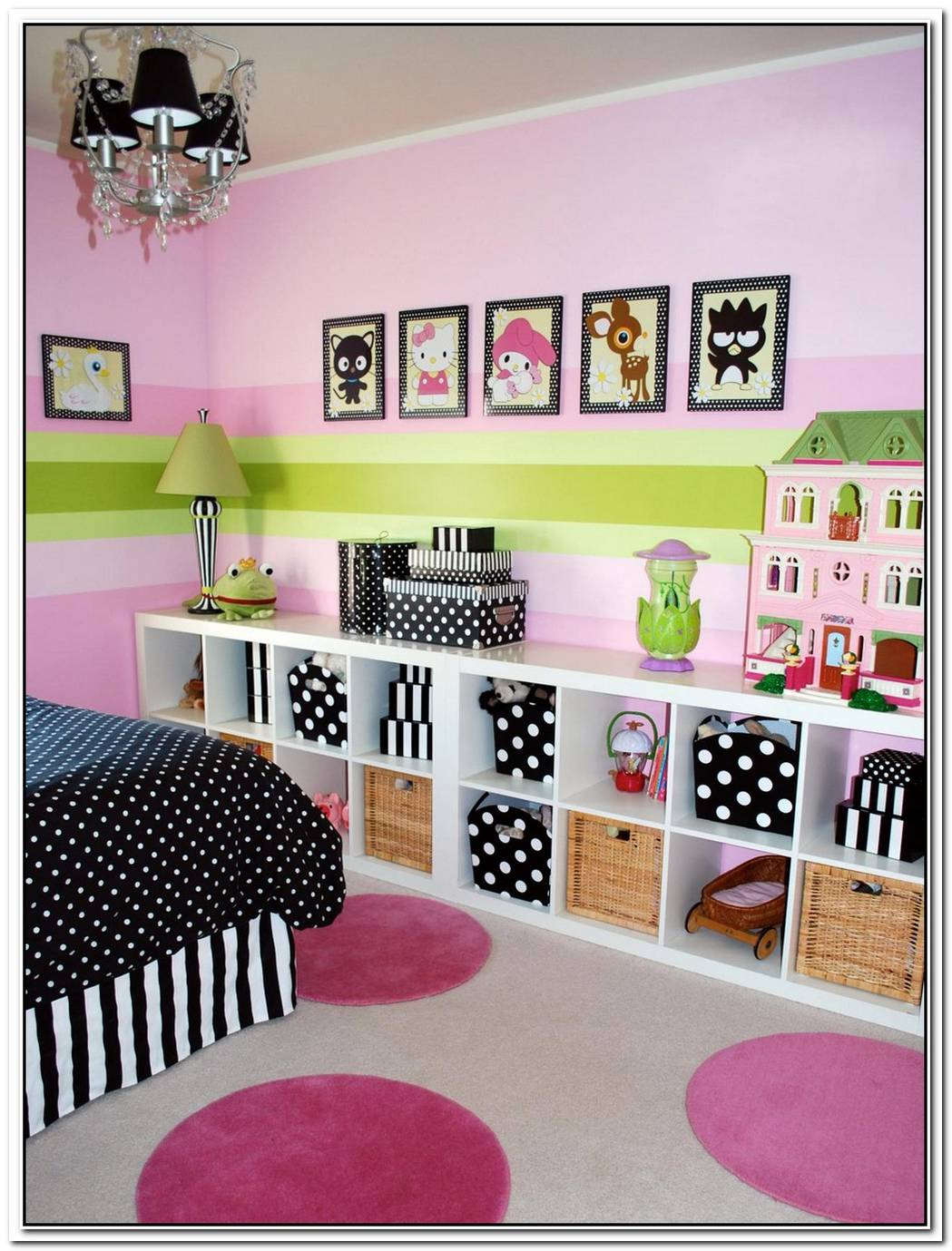 Fun And Creative Room For The Little Ones