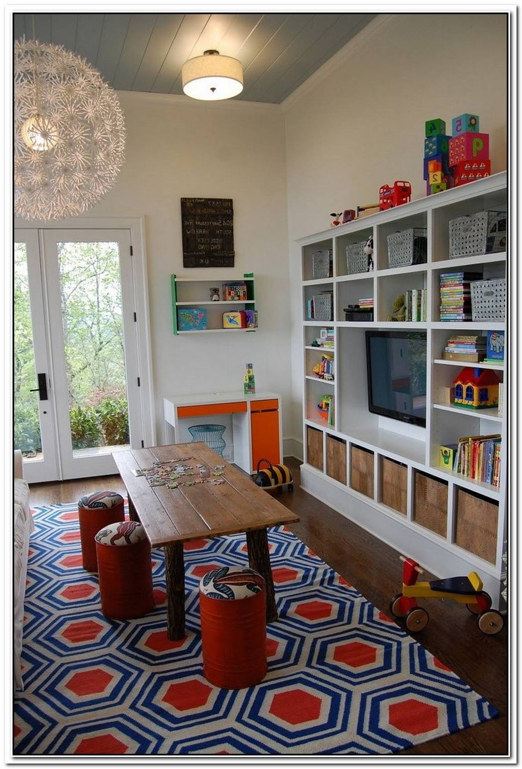 Fun Family Project Playroom Remodel