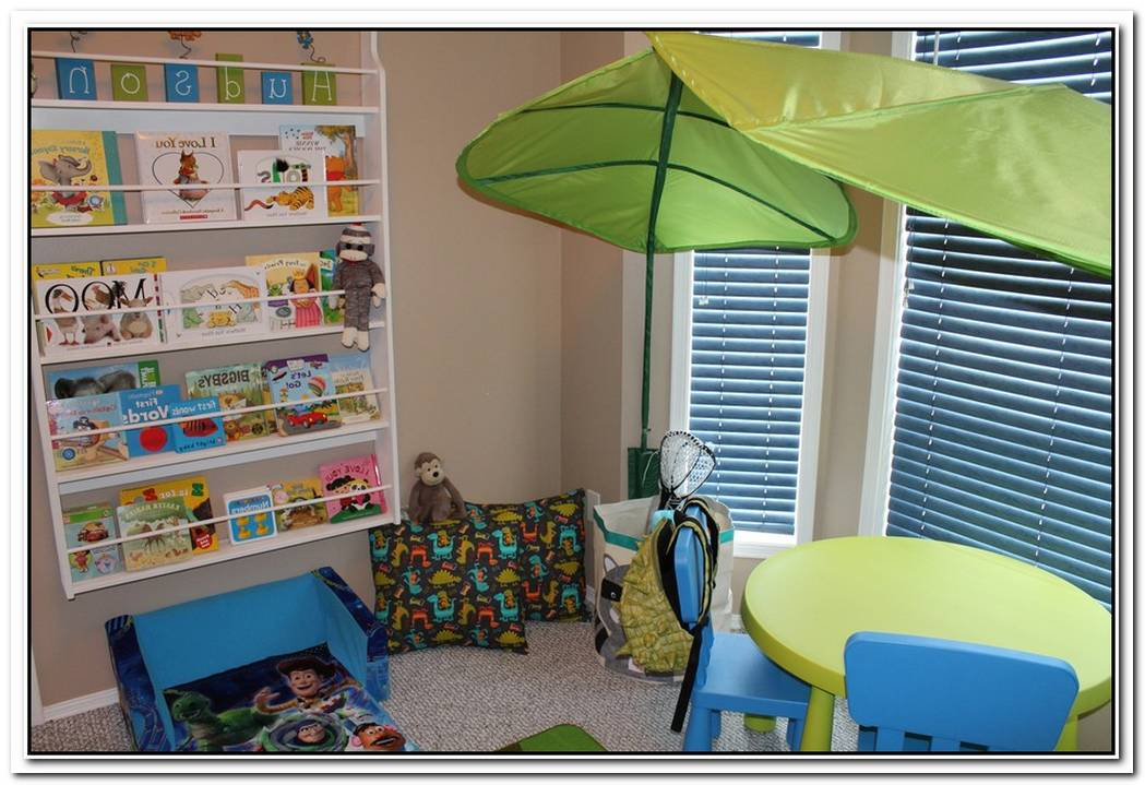 Fun Playroom Designs For Kids