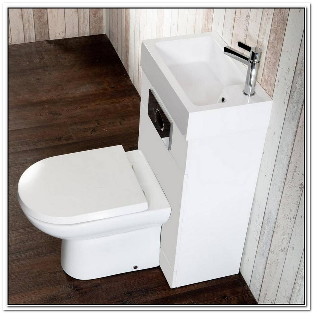 Futura Wc Bathroom Small Space All In One