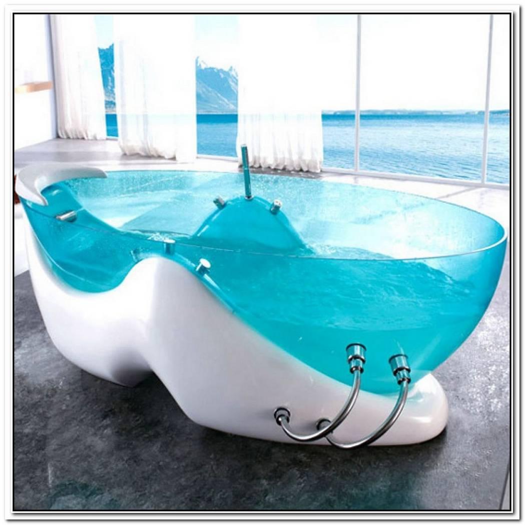 Futuristic Bathtub By Korra