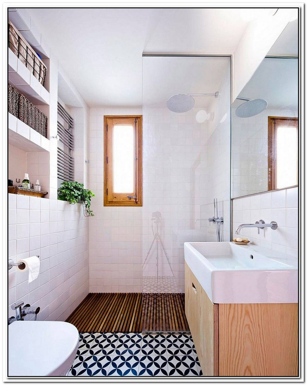 Gambar Bathroom Apartment