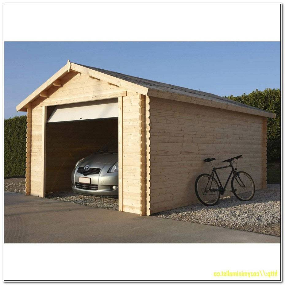 Garage Prfabriqu Bton En Kit