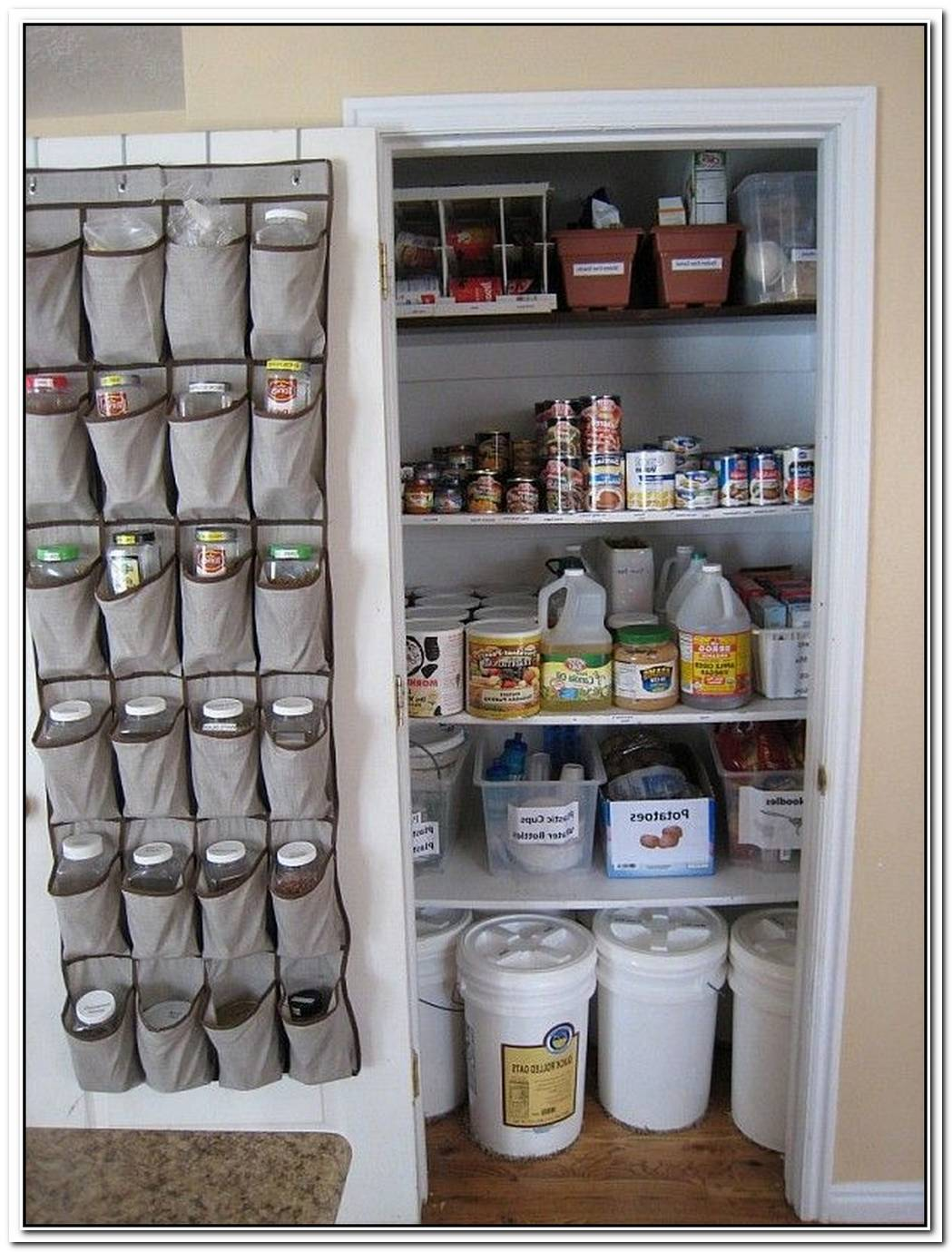 Getting Your Pantry In ShapeSeven Ideas That Make The Feeding Less Frenzied