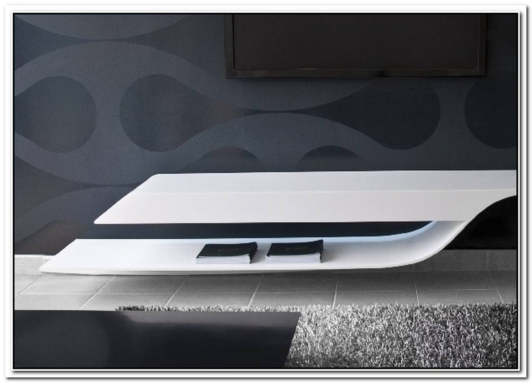 Give Your TV Unit A Melting Point Design