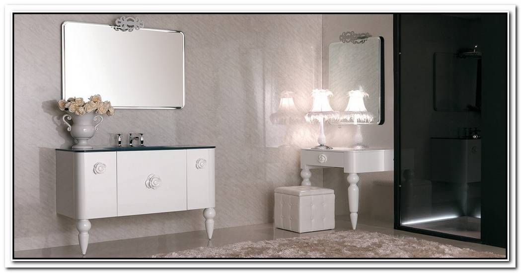 Glamour Collection Of Bathroom Cabinets From Eurolegno