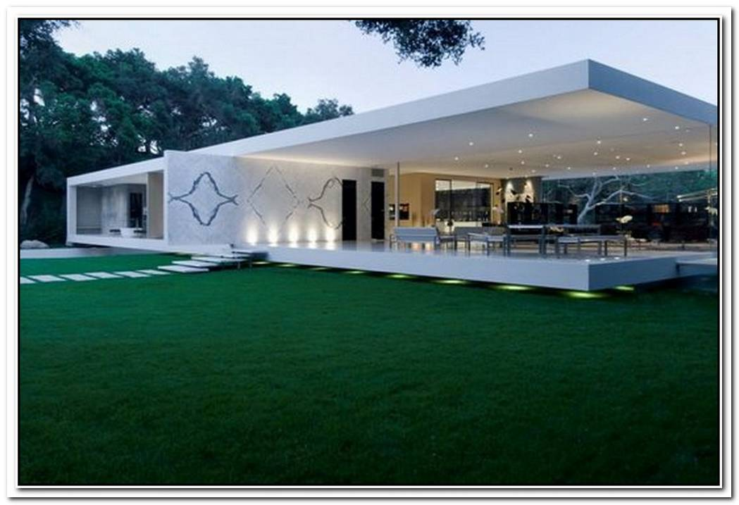Glass Pavillion By Steve Hermannminimalistic And Opulent