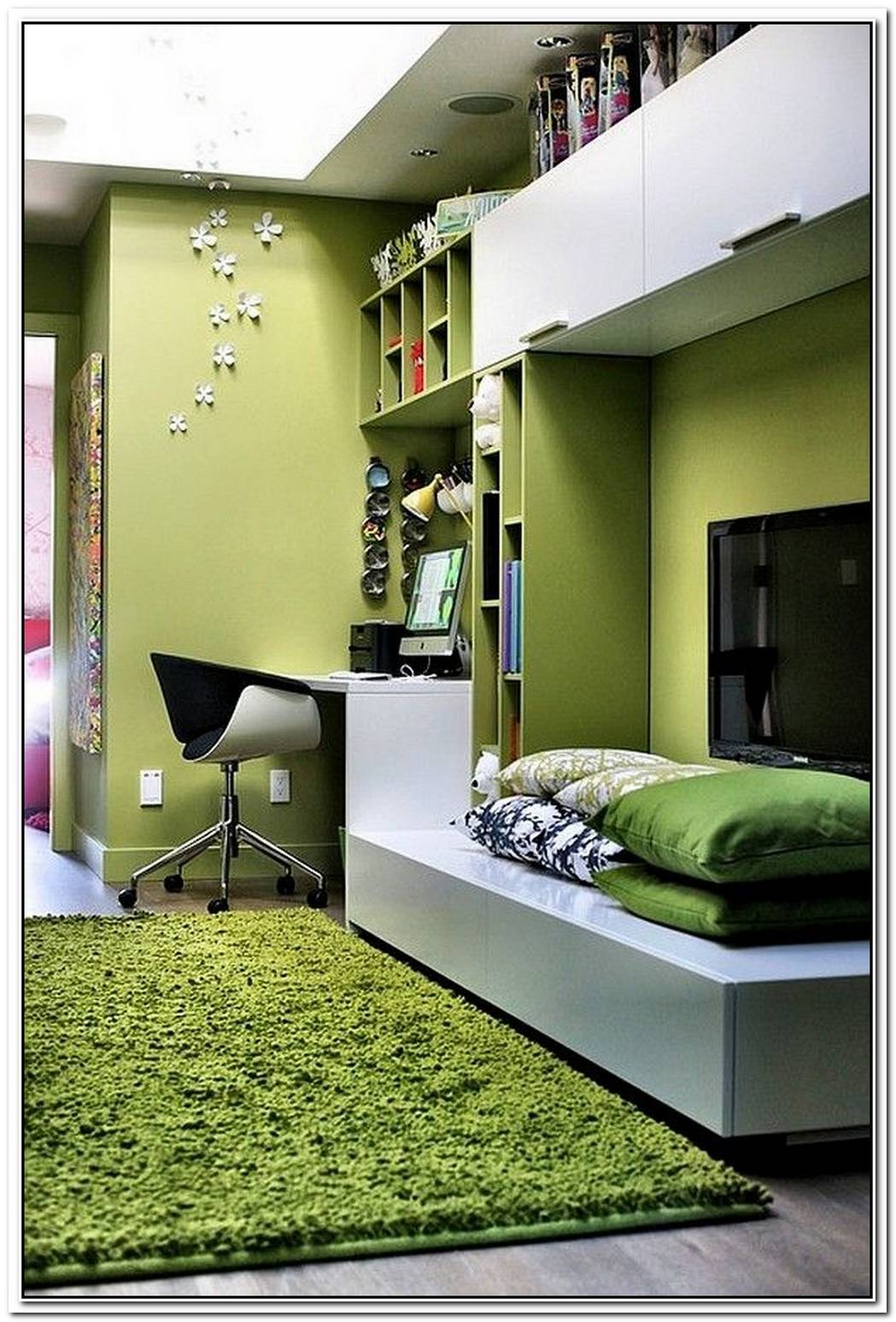 Going GreenThe Art Of Bringing This Earth Friendly Color In The Home