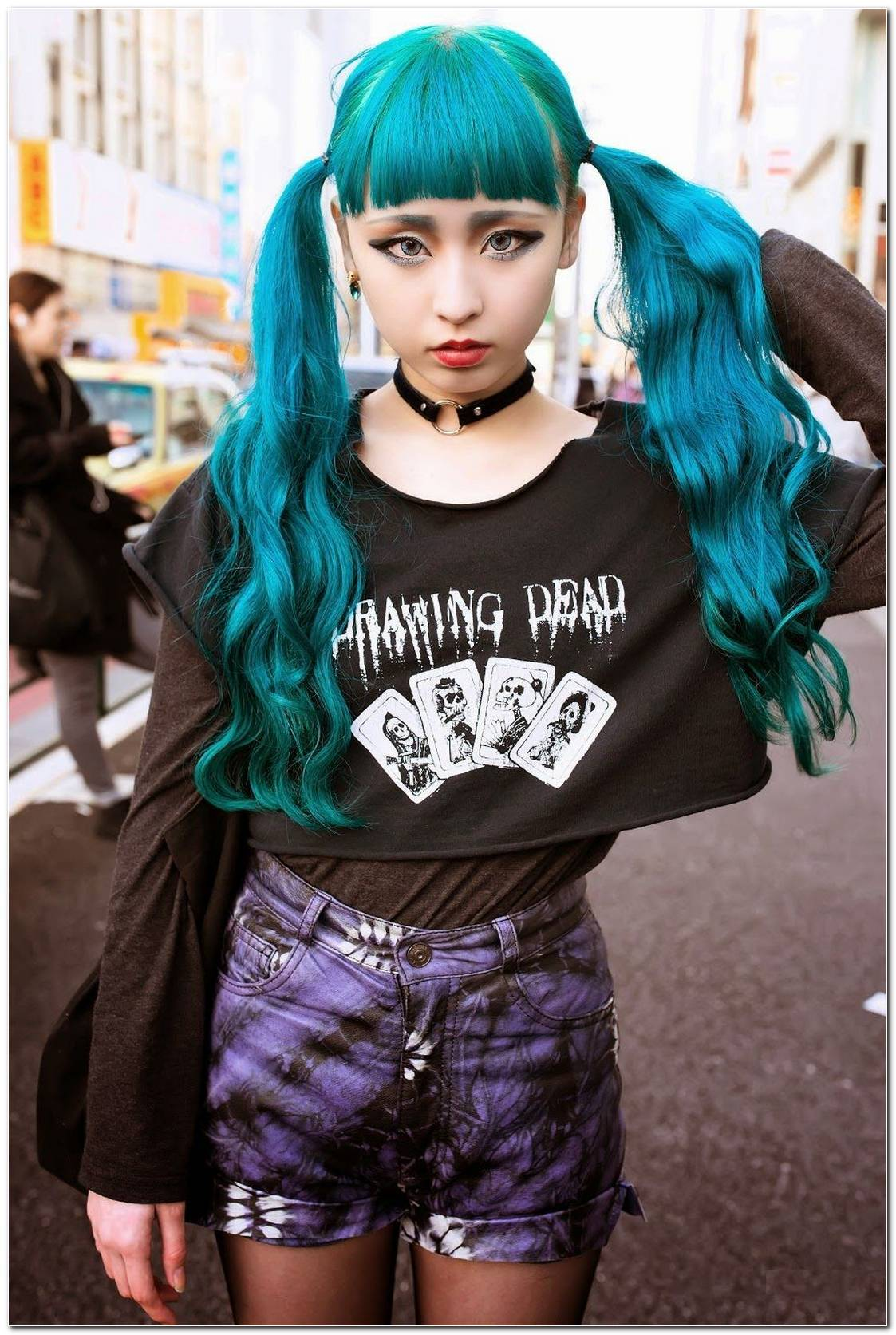 Gothic Frisuren 2018