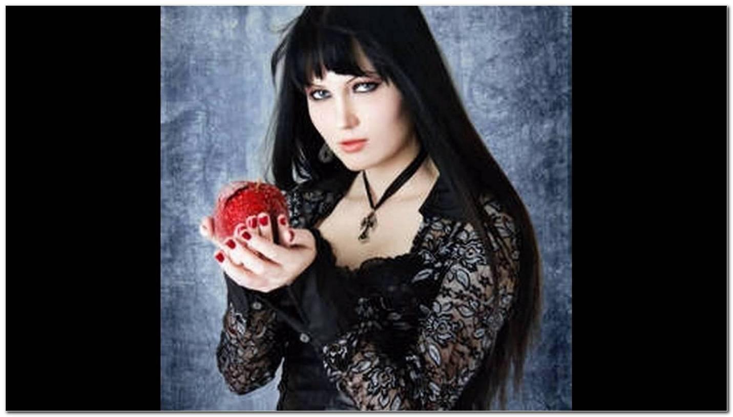 Gothic Frisuren Weiblich