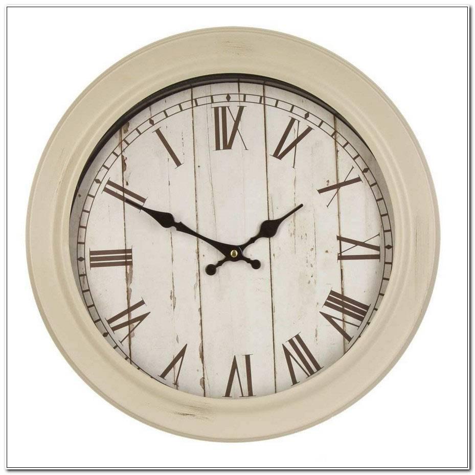 Grande Horloge Murale 80 Cm