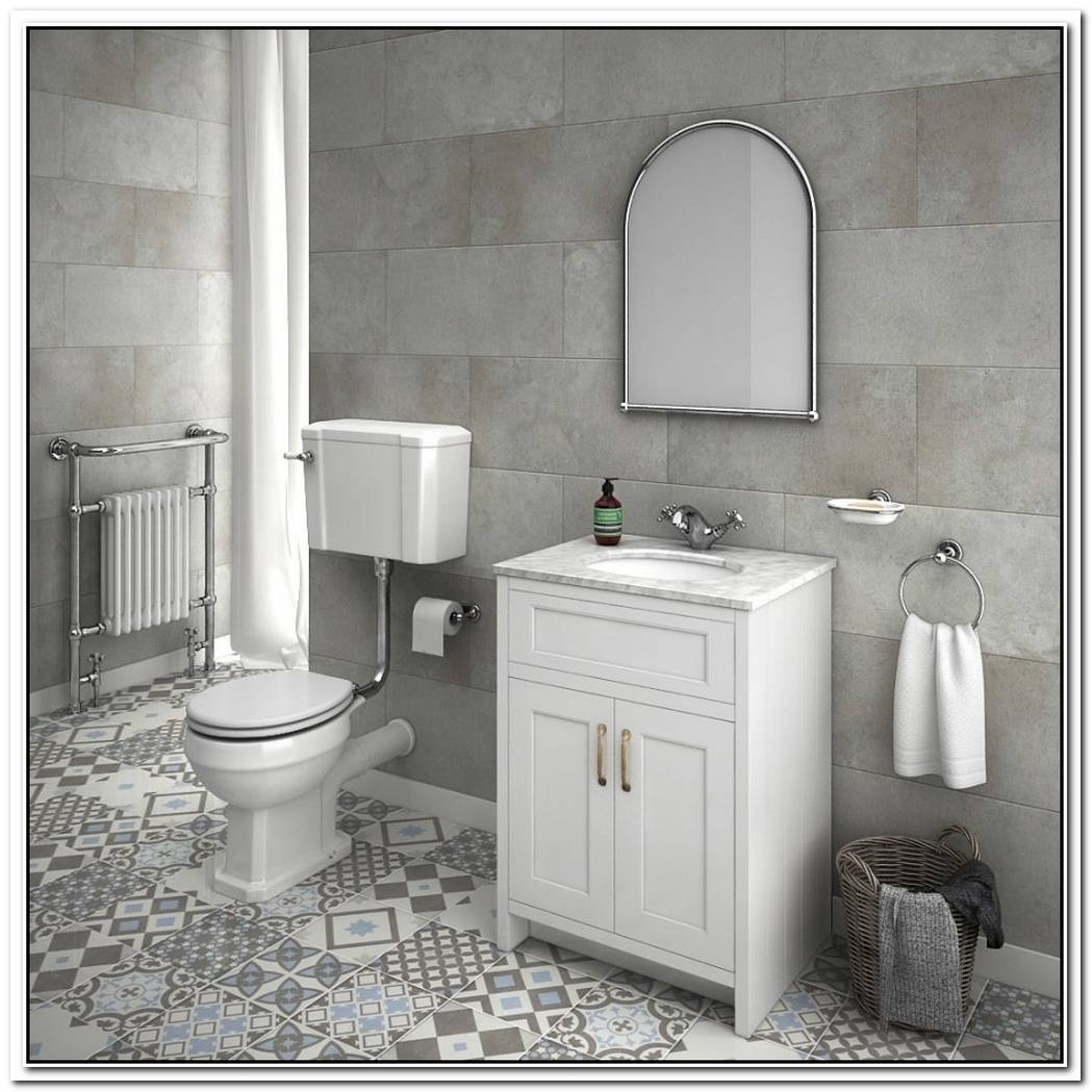 Granley Traditional Bathroom Panelled
