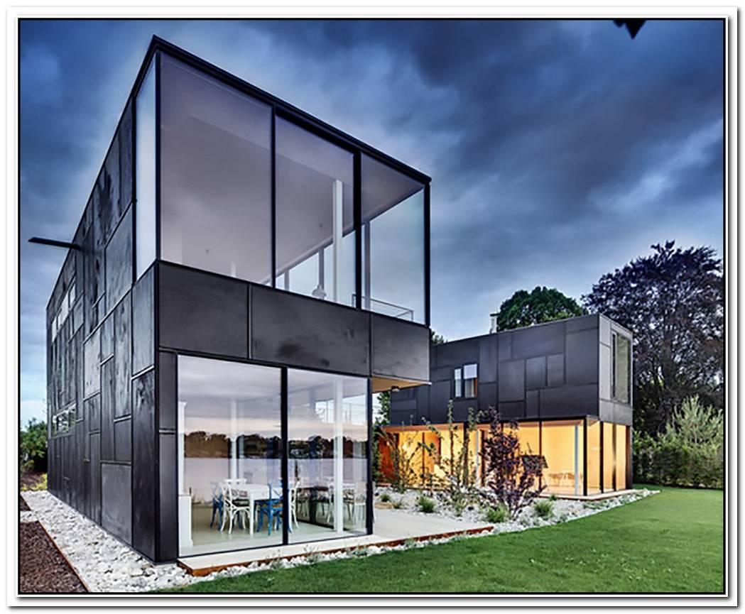 Green Facade House In Austria