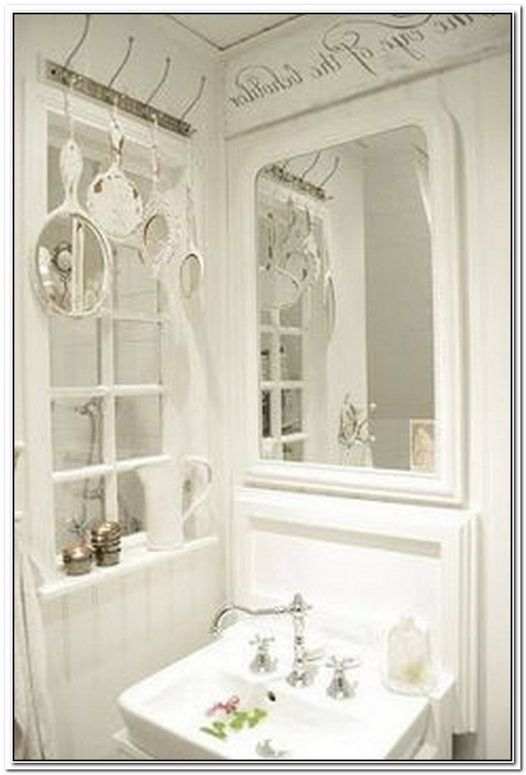 Guest Bathroom Shabby Chic