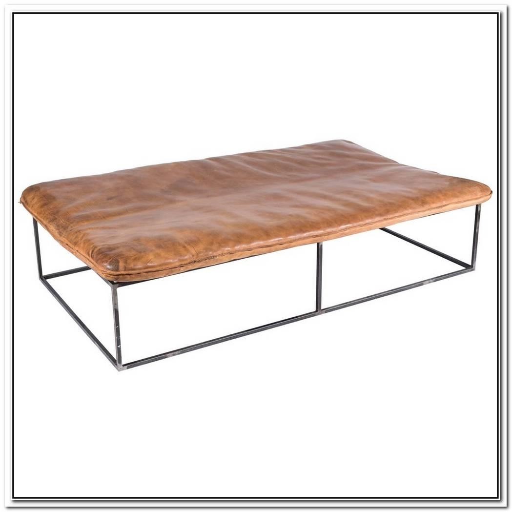 Gym Mat Coffee Table