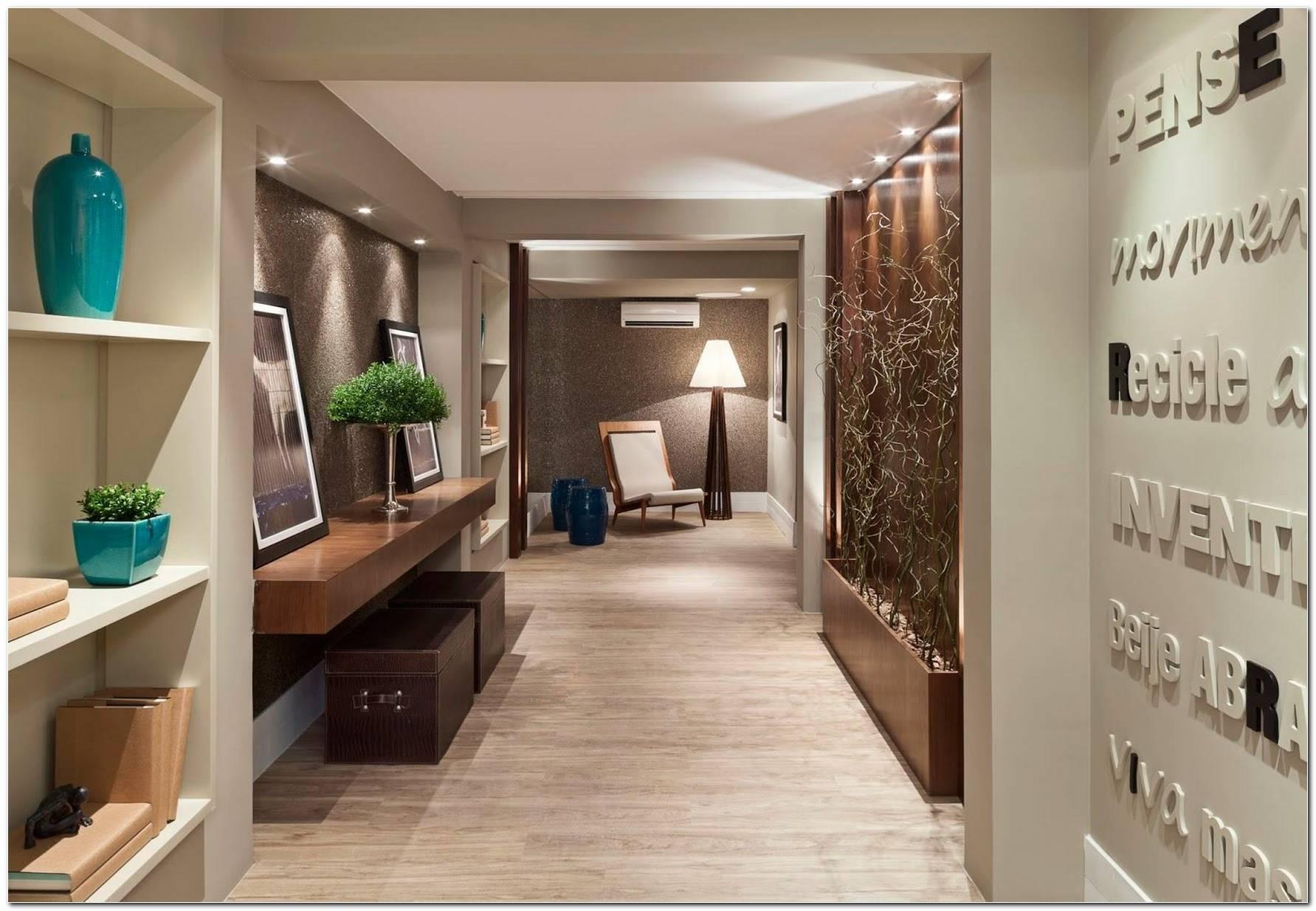 Hall De Entrada Residencial Moderno