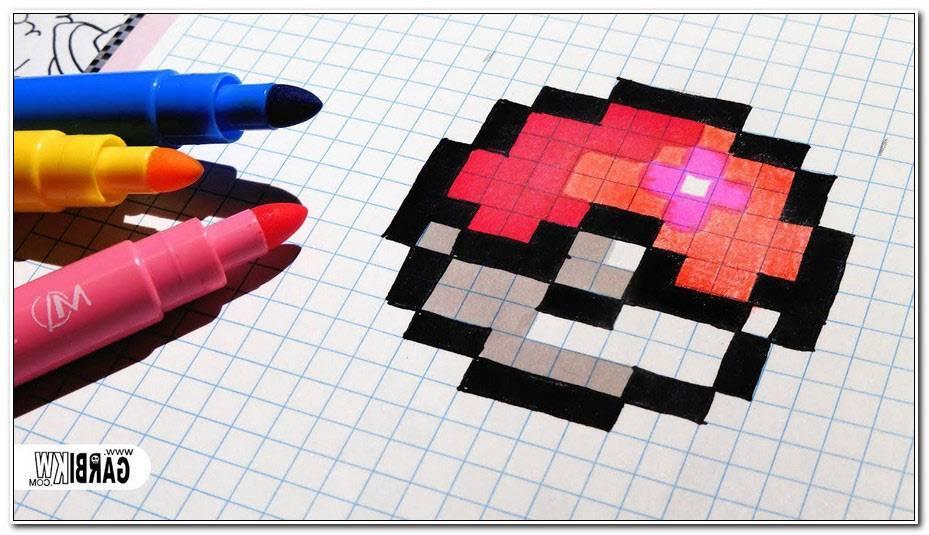 Hello Pixel Art Pokemon