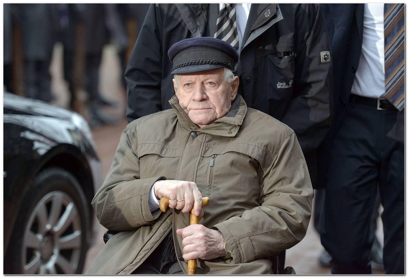 Helmut Schmidt Frisur