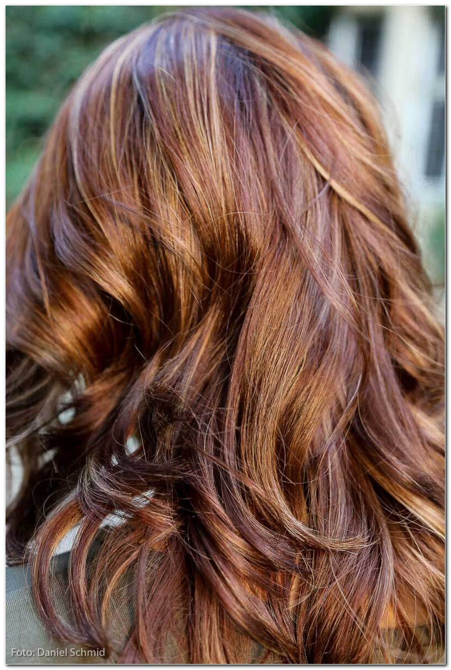 Herbst Frisuren Farben