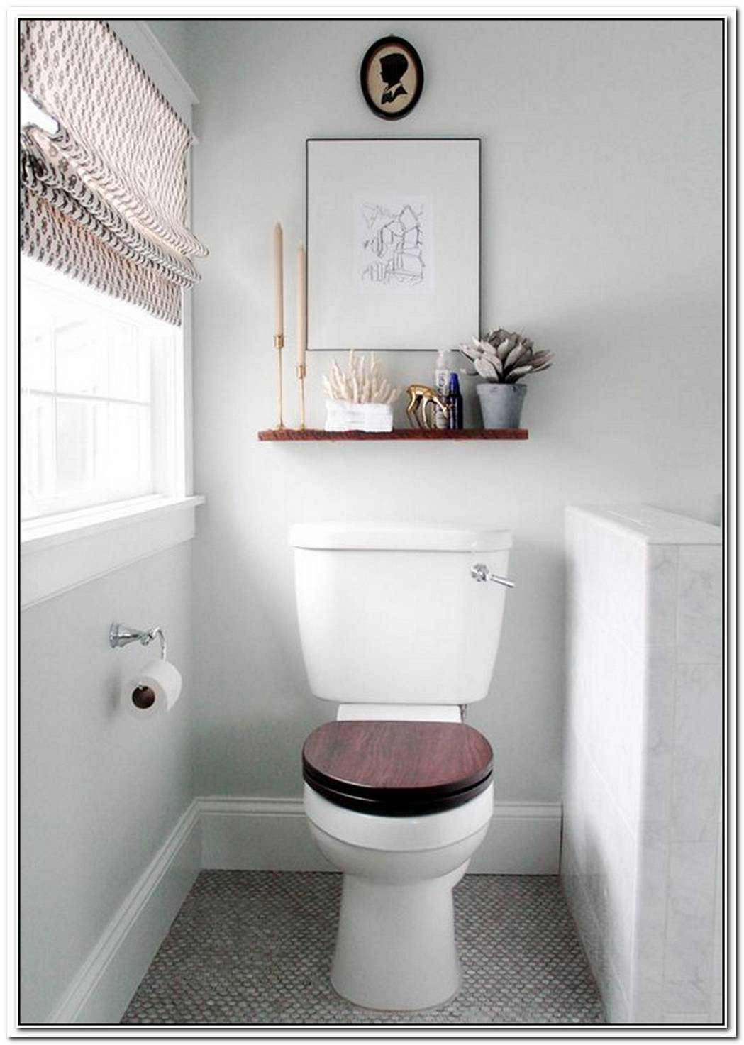 Here'S How To Decorate A Small Bathroom