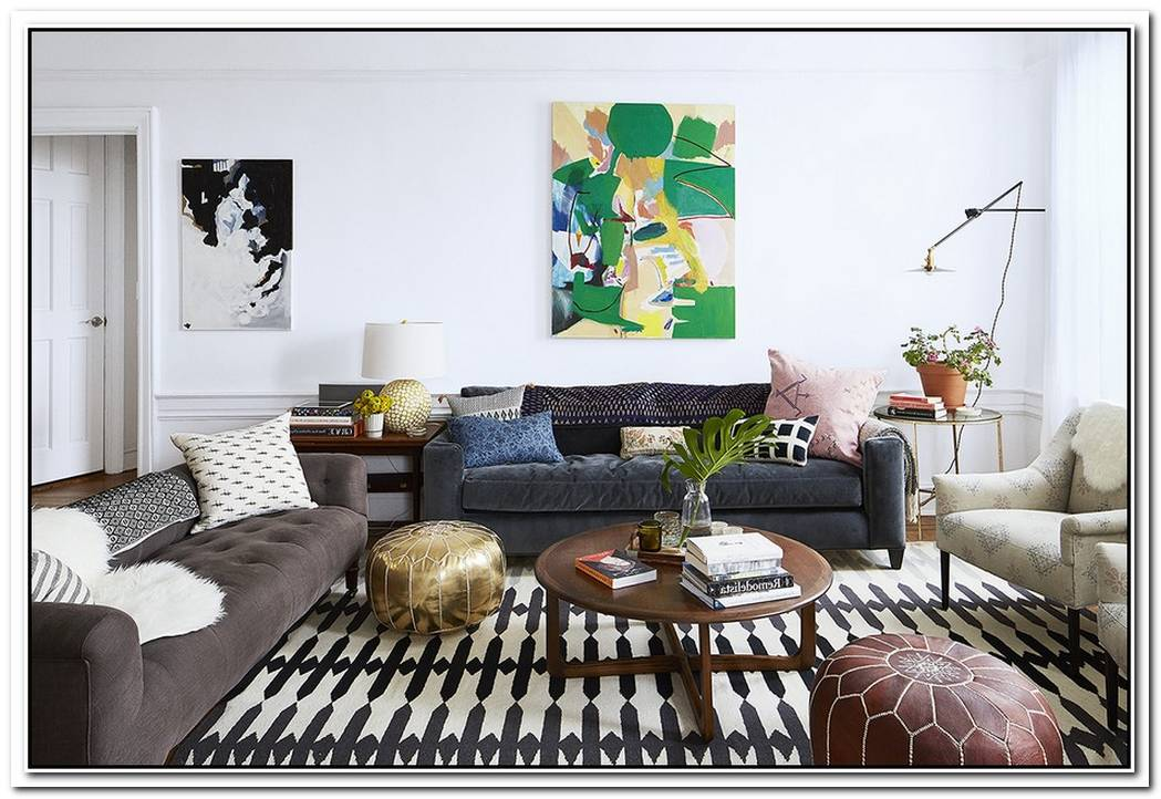 Here'S How To Style Bold Furniture Without Going Overboard