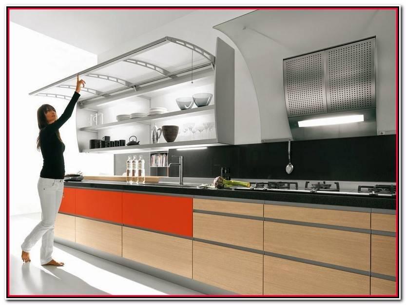 Hermoso Armarios De Cocina Altos Fotos De Cocinas Decoración