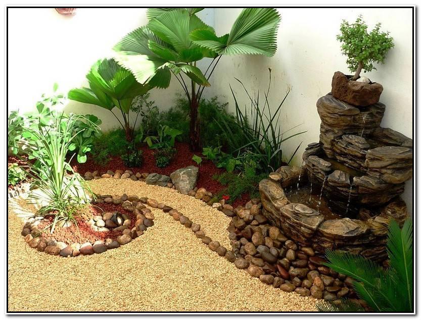 Hermoso Figuras Jardin Piedra Galería De Jardín Ideas