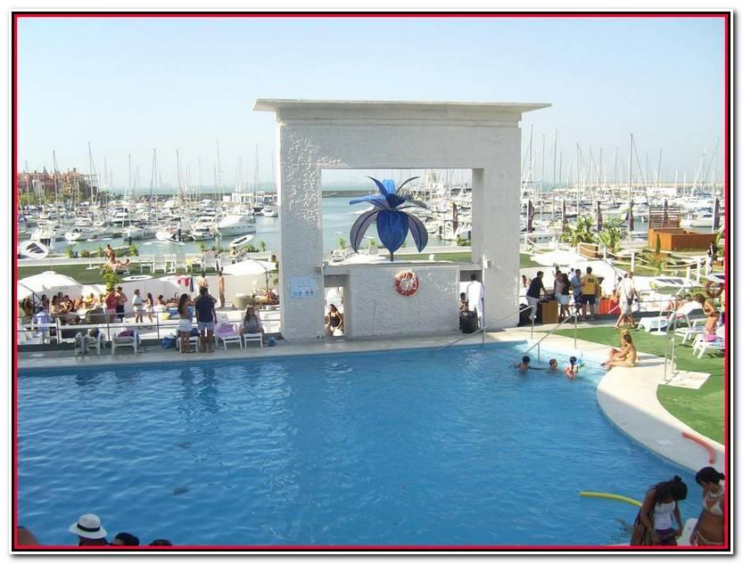 Hermoso Hoteles Puerto De Santa Maria Galería De Puertas Decorativo