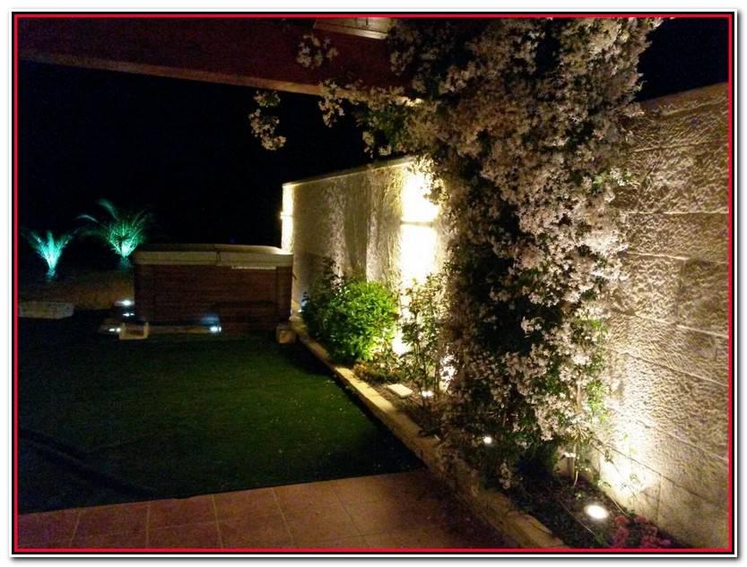 Hermoso Iluminacion Exterior Jardin Colección De Jardín Decoración