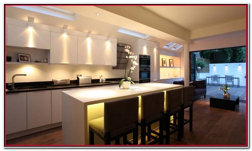 Hermoso Iluminacion Para Cocinas Galería De Cocinas Idea