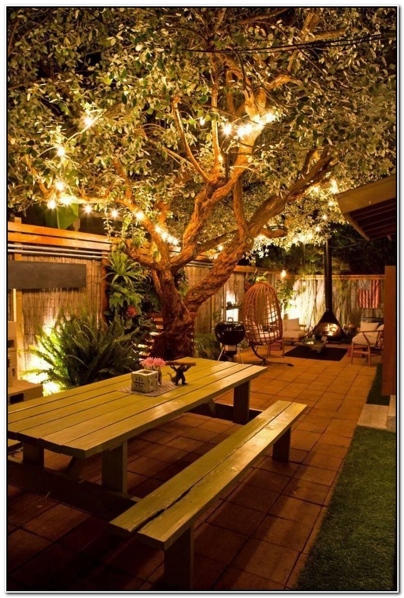 Hermoso Luces Para Jardin Fotos De Jard%C3%ADn Idea
