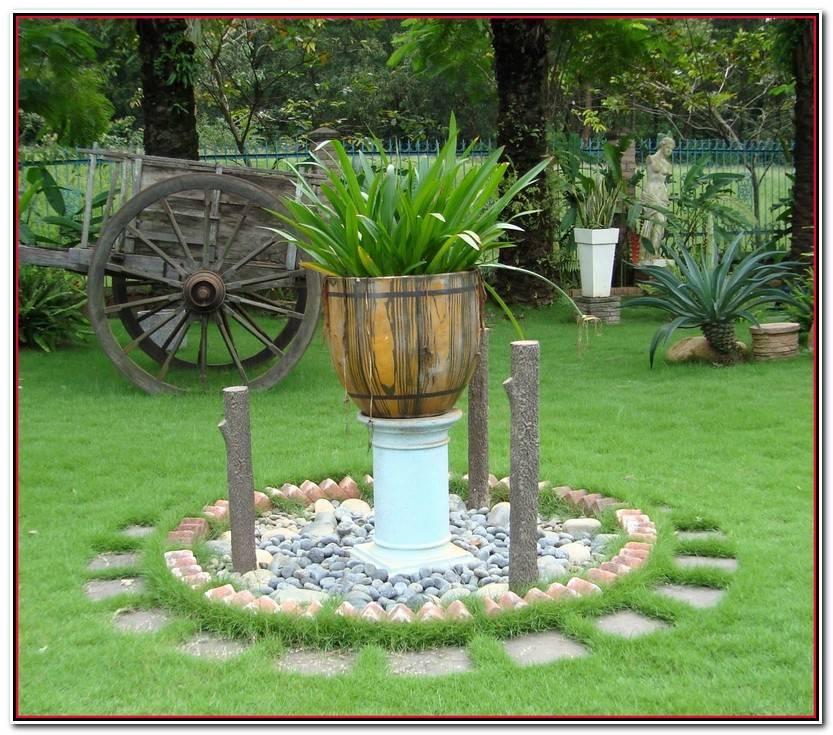 Hermoso Maquinaria De Jardin Galería De Jardín Decorativo