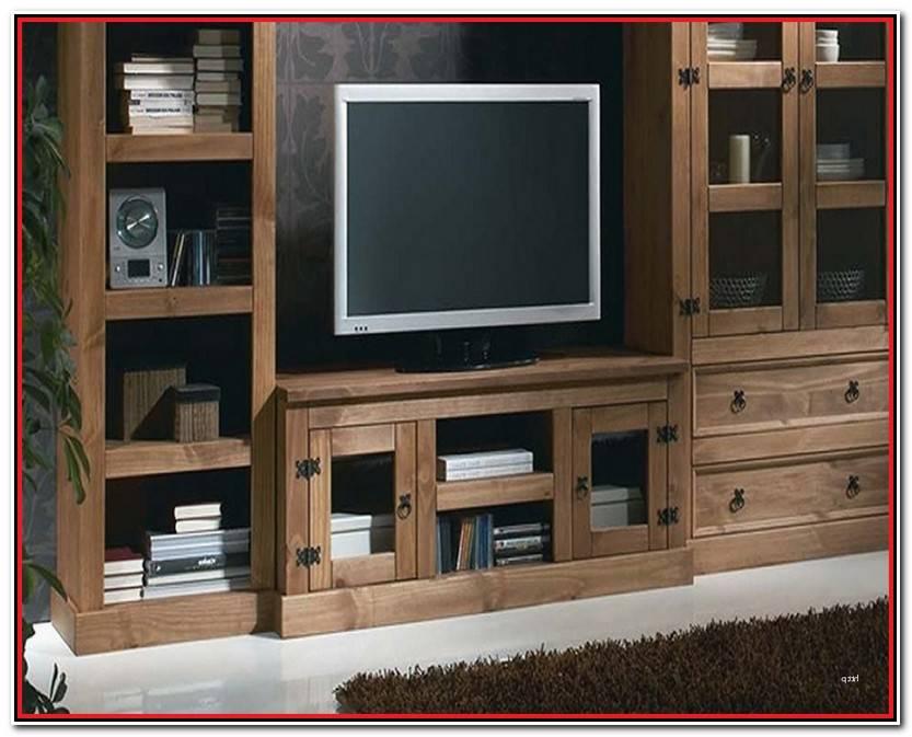 Hermoso Mueble Tv Colonial Imagen De Muebles Decoración