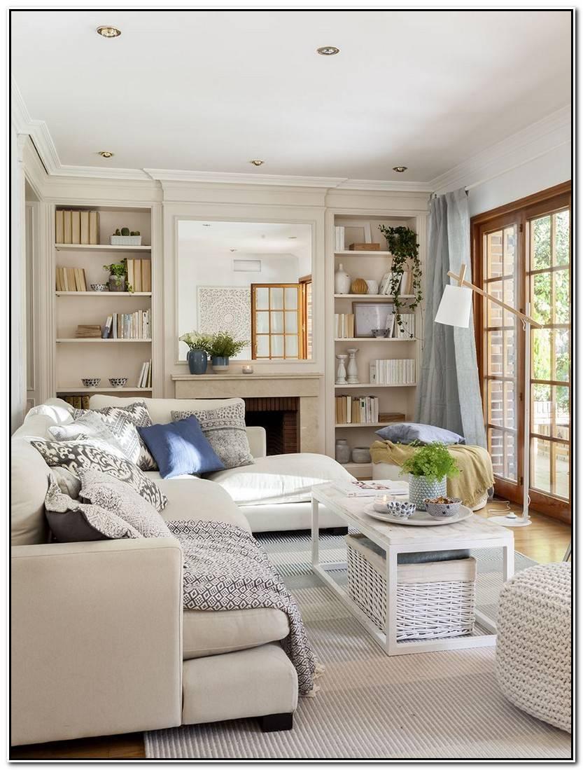 Hermoso Muebles Para Salones Pequeños Galería De Salon Decoración