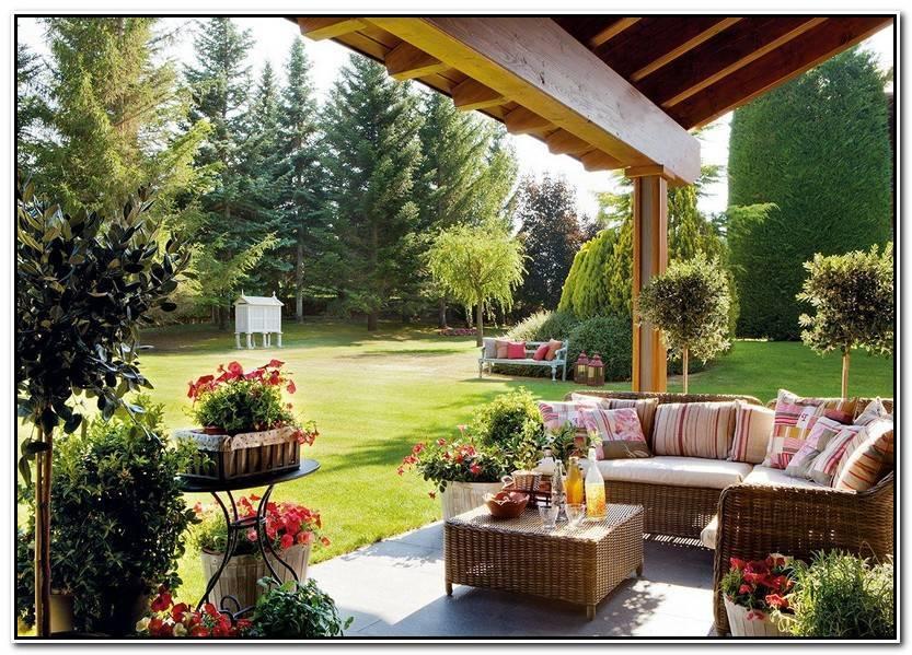 Hermoso Porches De Jardin Galería De Jardín Estilo