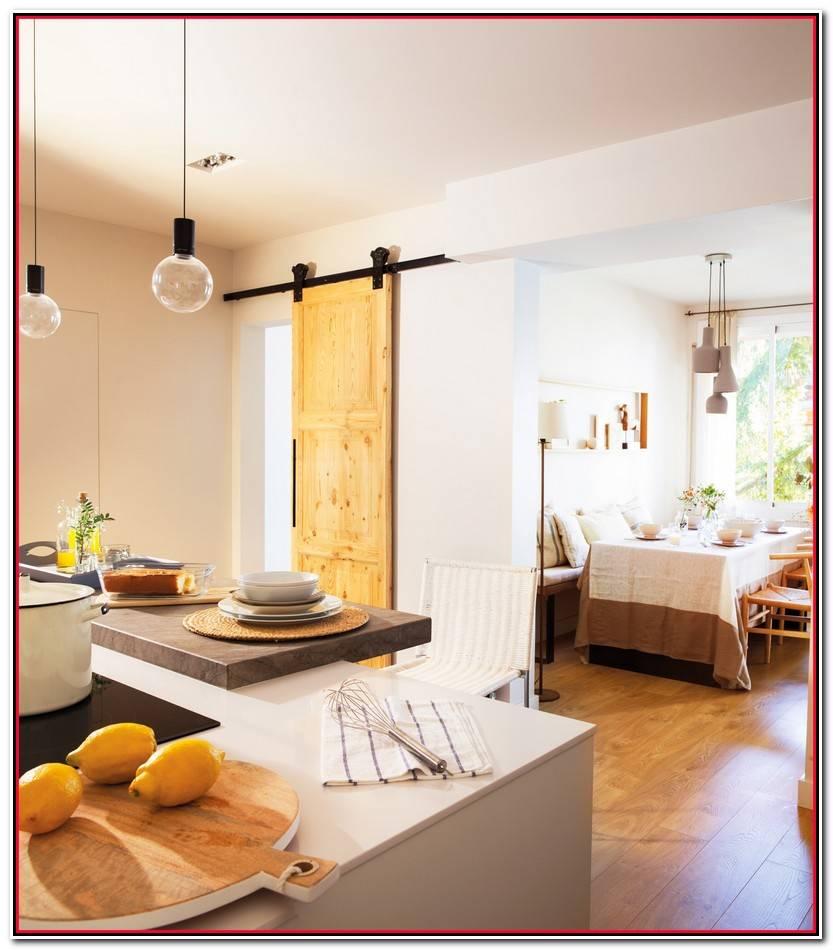 Hermoso Puerta Corredera Cocina Fotos De Puertas Idea