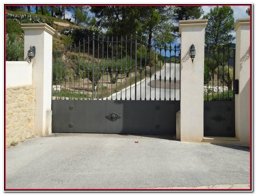 Hermoso Puertas Correderas De Forja Colección De Puertas Ideas