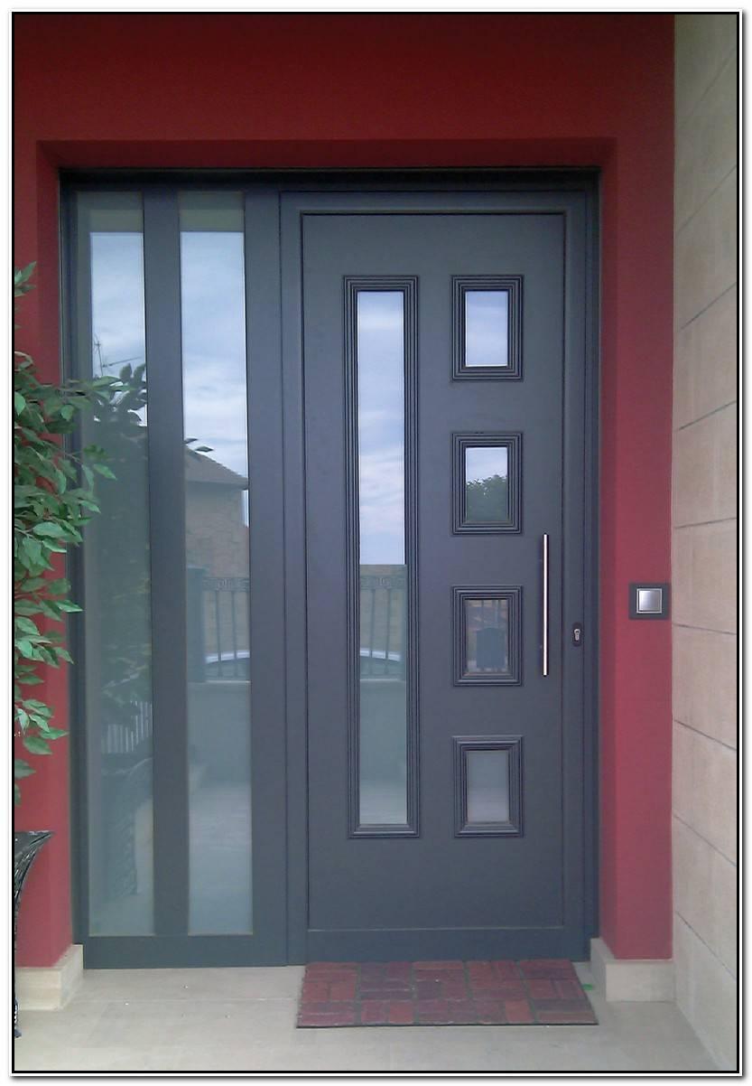 Hermoso Puertas De Aluminio Galería De Puertas Decoración