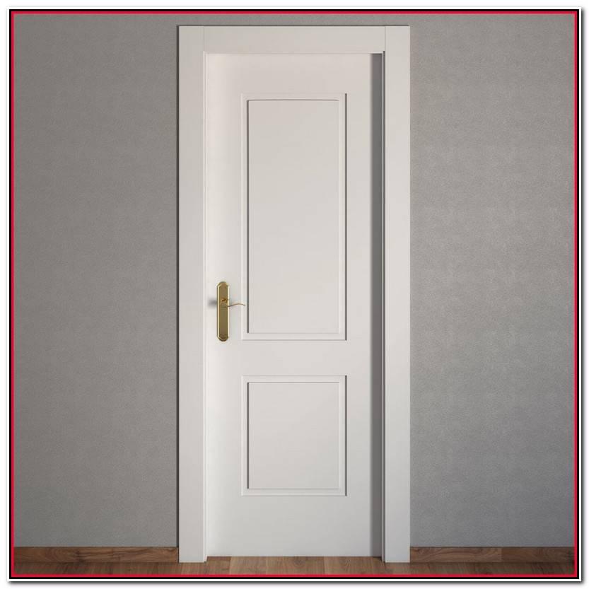 Hermoso Puertas De Interior Lacadas En Blanco Galería De Puertas Decoración