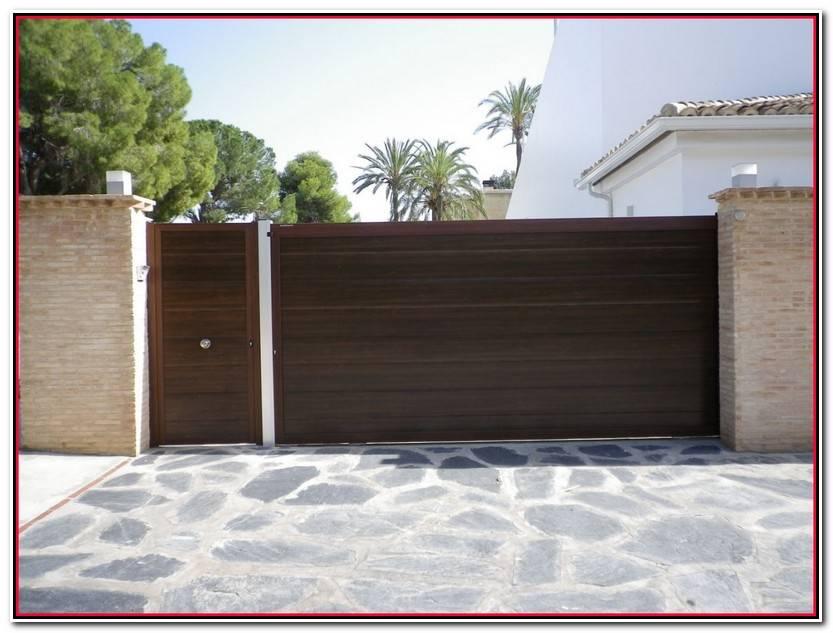 Hermoso Puertas Garaje Valencia Fotos De Puertas Estilo