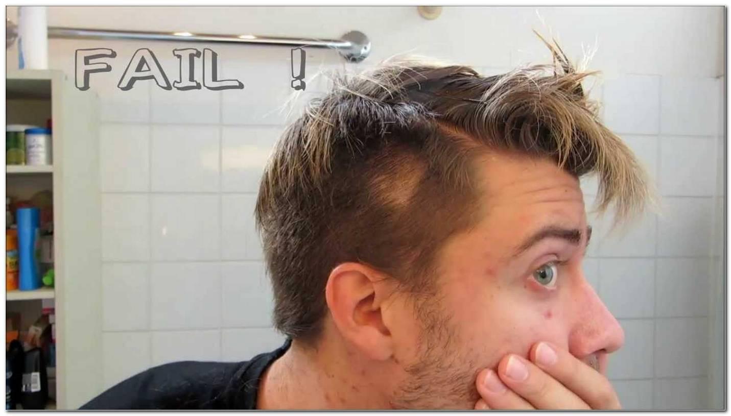 Herren 6mm Frisur