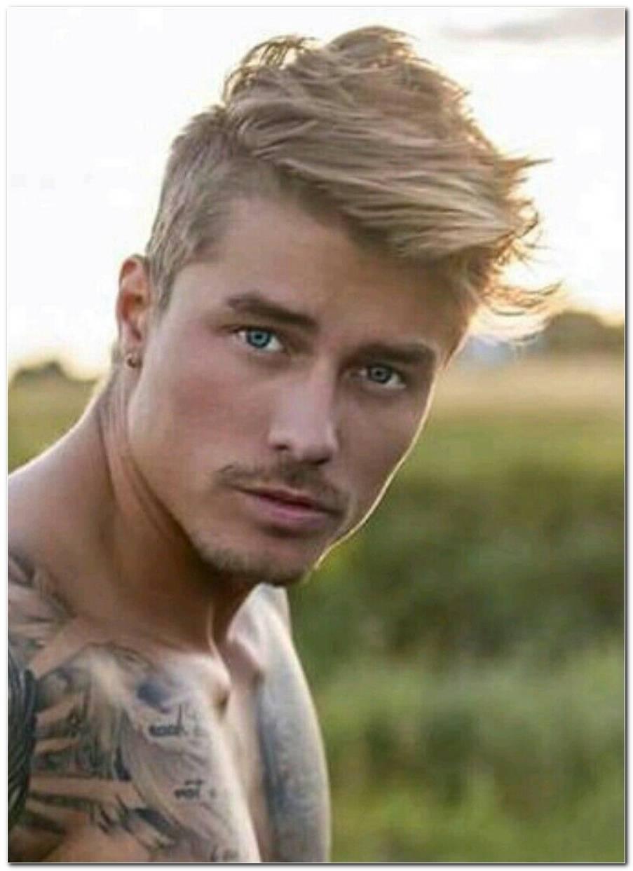 Herren Frisuren Blond