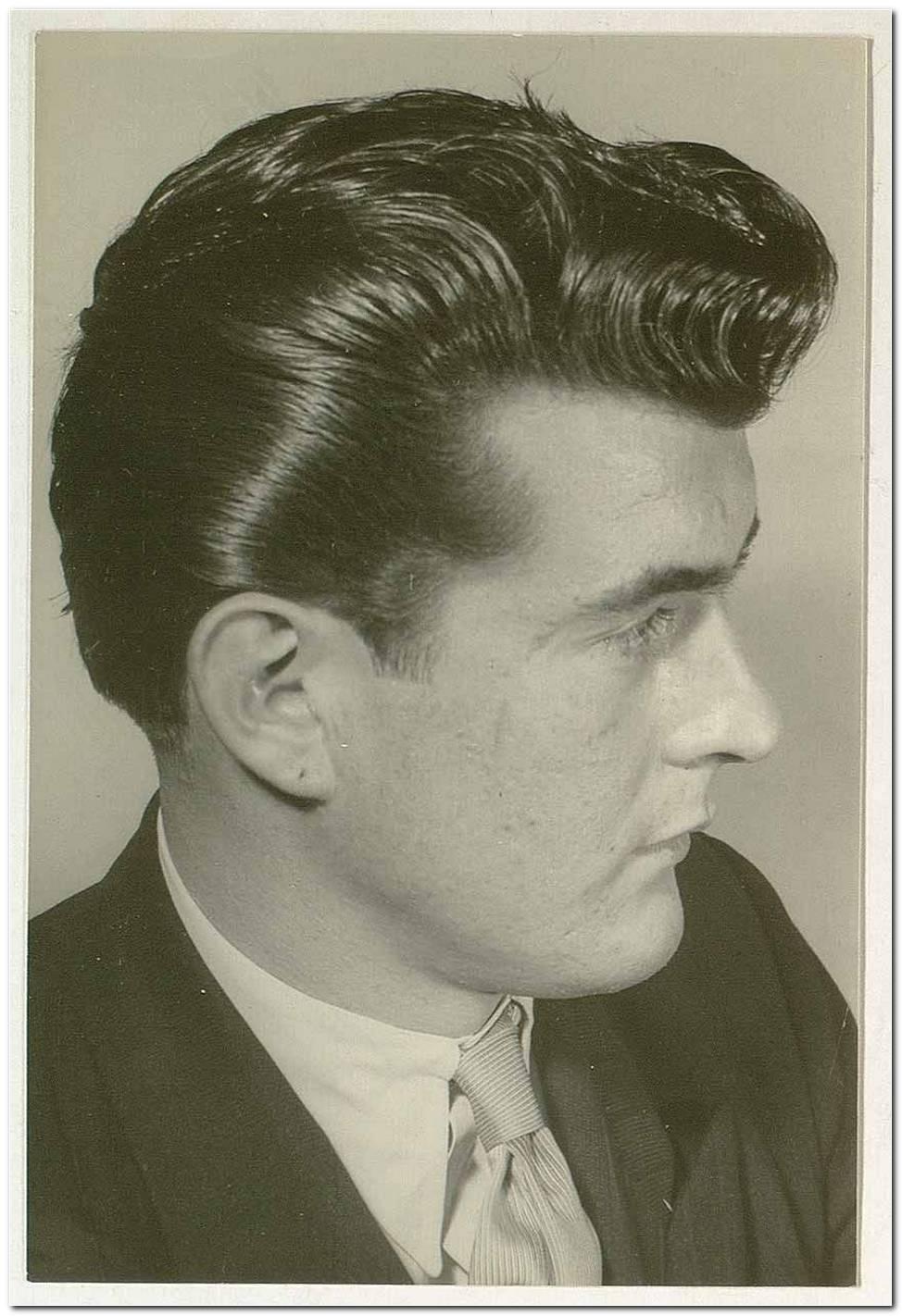 Herren Frisuren Der 50er