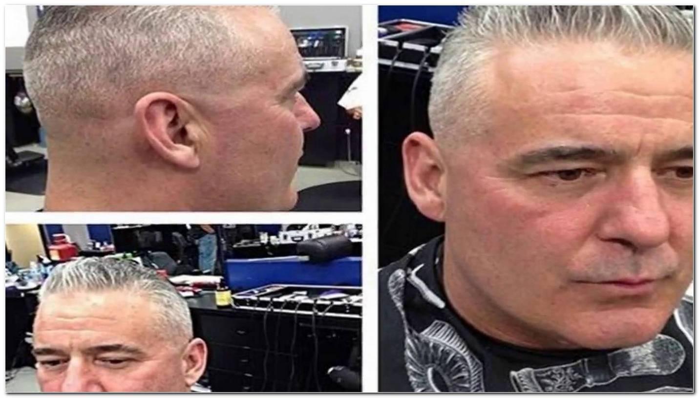 Herren Frisuren Glatze