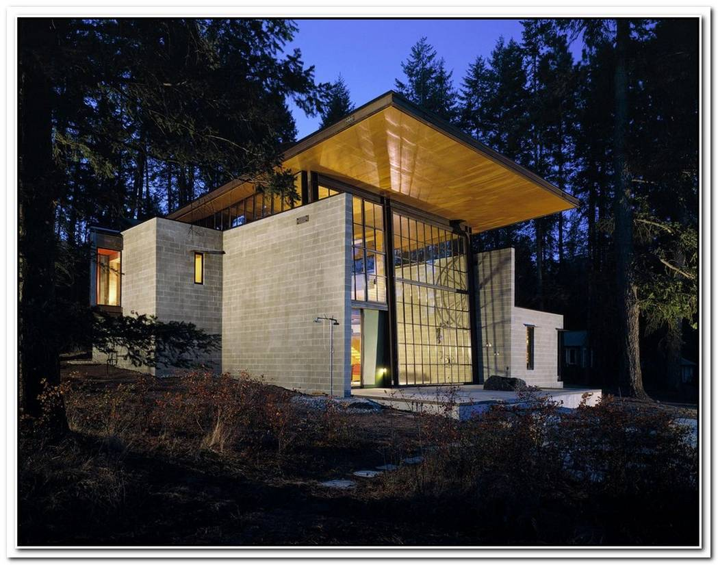 Highlands Vacation House By Olson Sundberg Kundig Allen Architects