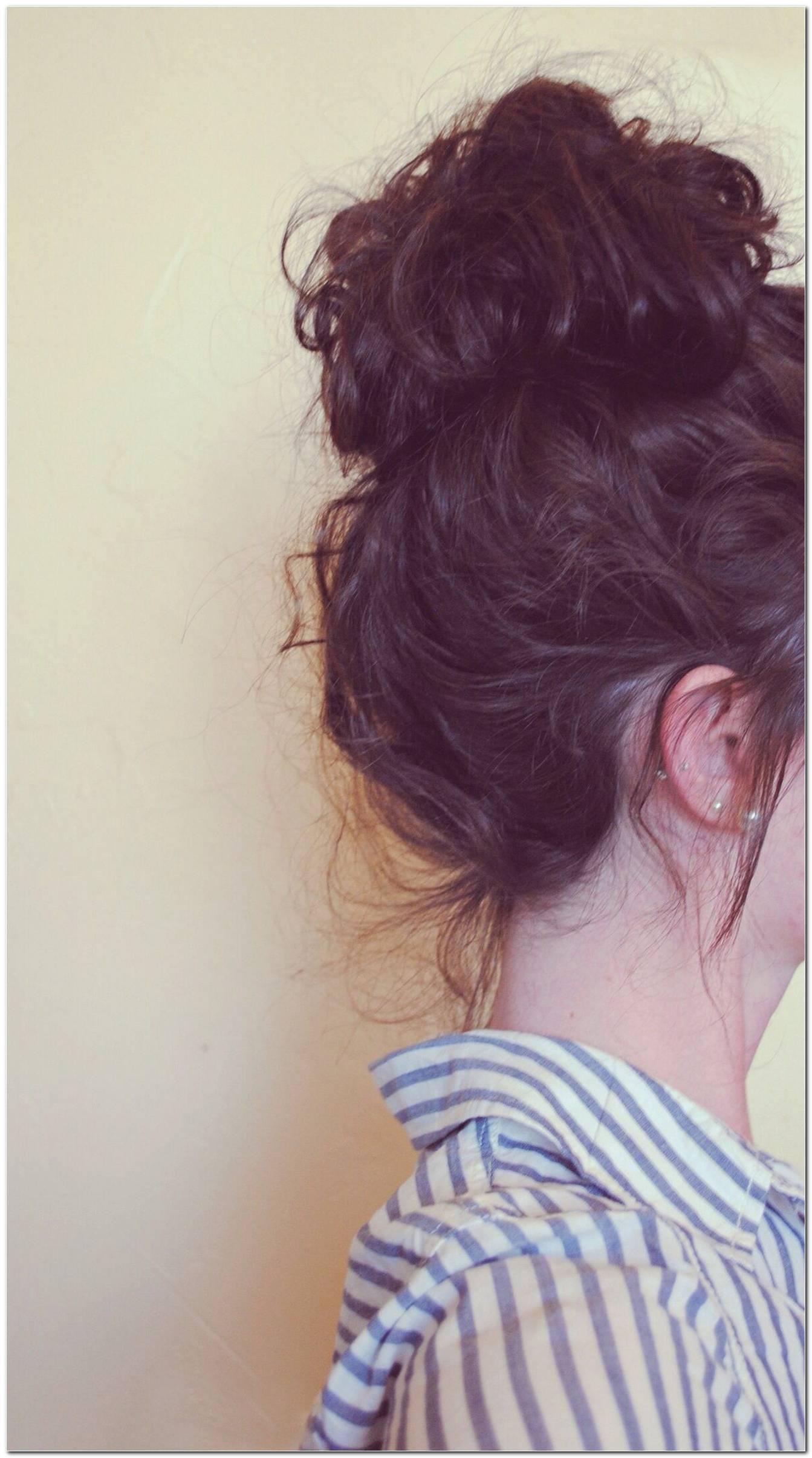 Hochsteckfrisuren FüR Lange Lockige Haare