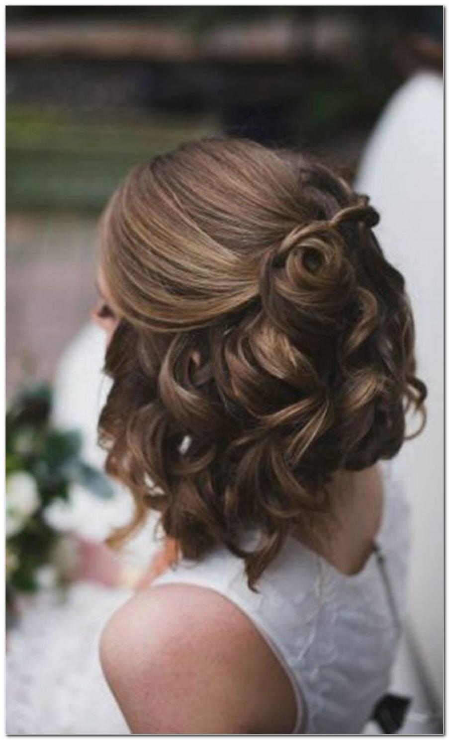 Hochzeit Frisuren Mit Schulterlangen Haaren