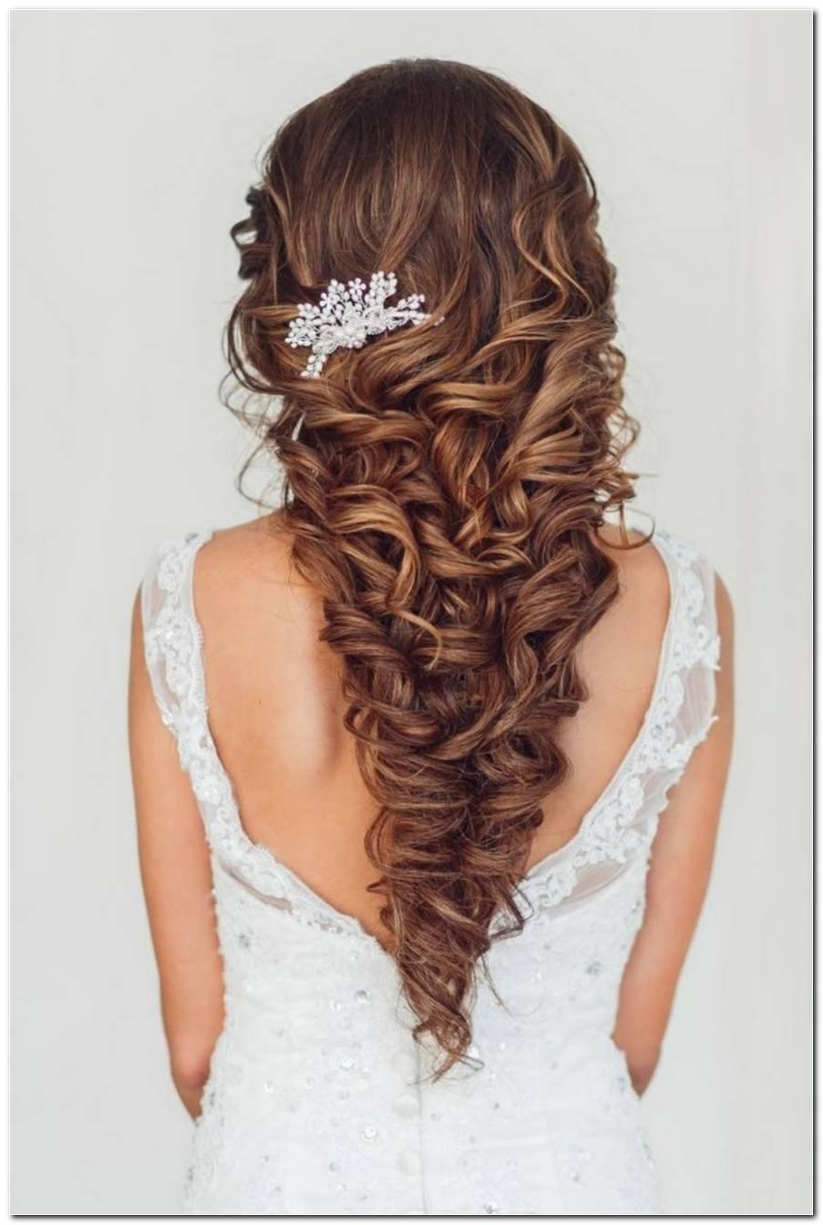 Hochzeit Frisuren Mittellange Haare Halboffen