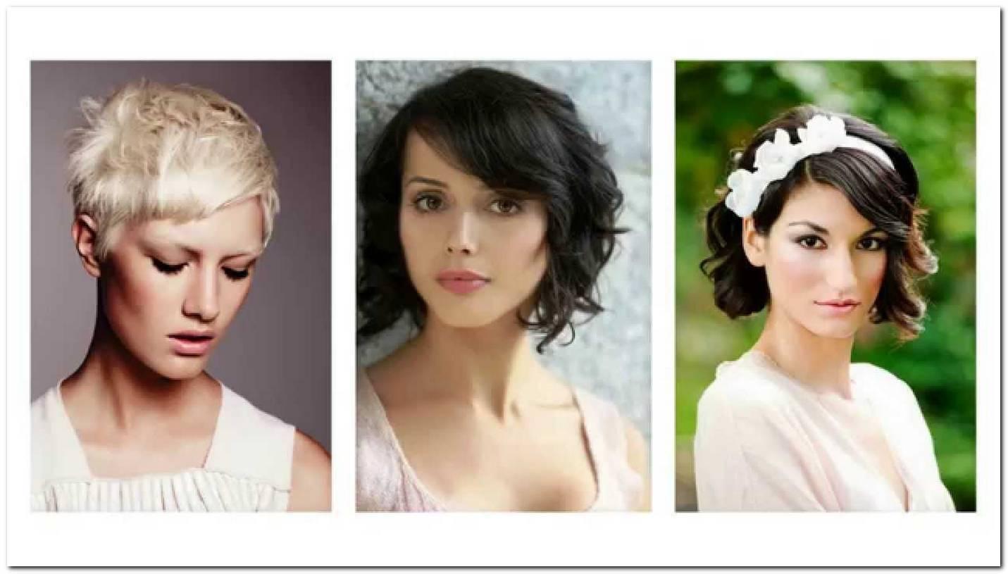 Hochzeitsfrisur Kinnlanges Haar