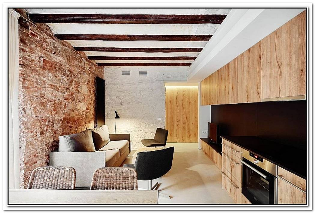 Holiday Apartments In BorneBarcelona'S Rich Heritage Repackaged In Style